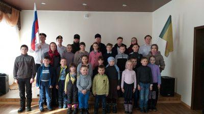 Прощеное воскресенье в Нижнеломовском Казанско-Богородицком мужском монастыре