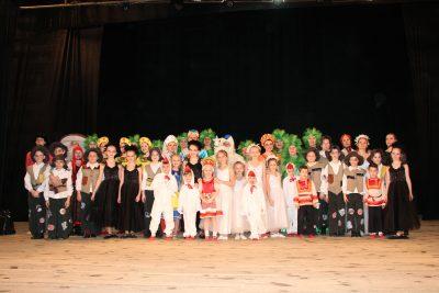 В Центре хореографического искусства состоялся показ спектакля «Морозко»