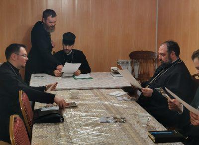 Состоялось собрание Бессоновского благочиннического округа