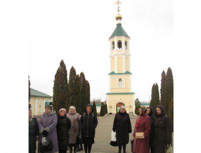 Пензенские паломники посетили Иоанно-Богословский монастырь в Мордовии