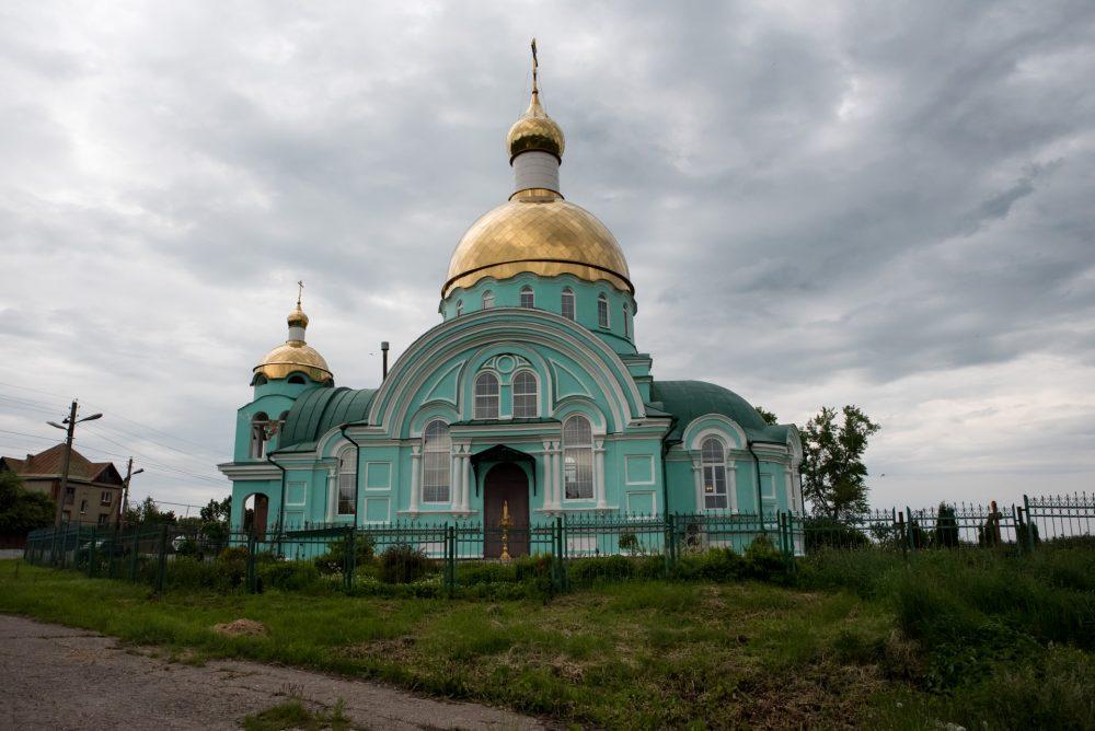 В канун обретения мощей Иоанна Оленевского митрополит Серафим совершил всенощное бдение в Сергиевской церкви села Соловцовка