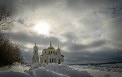 Молодежный отдел Пензенской епархии подвел итоги фотоконкурса «Улыбка весны»