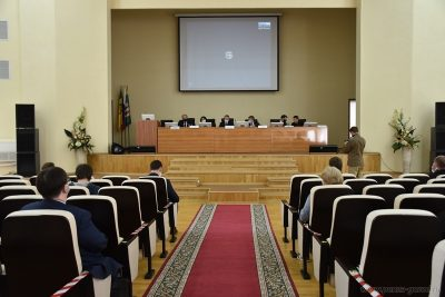 Начальник юридического отдела Пензенской епархии приняла участие в публичных слушаниях