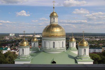 Обращение митрополита Серафима к прихожанам храмов Пензенской митрополии в преддверии Дня Святой Троицы