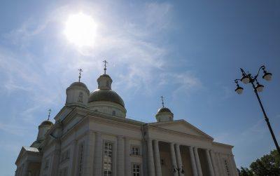Спасский кафедральный собор стал площадкой проведения конкурса «Лучший по профессии»