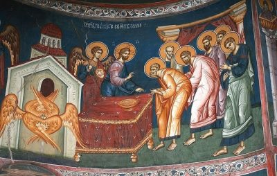 Мир Православия. Беседа о заповедях блаженства