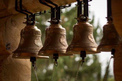 В День Крещения Руси в храмах Пензенской епархии единовременно звонили в колокола