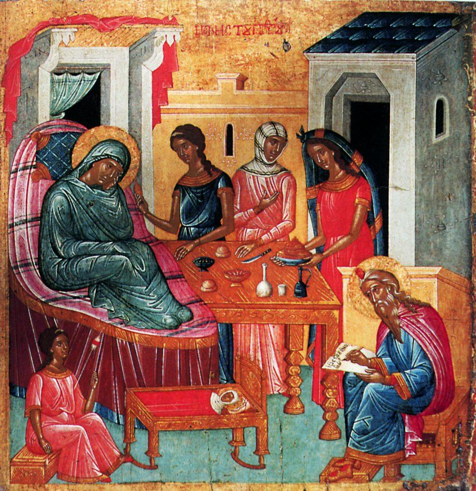 В праздник Рождества Предтечи и Крестителя Господня Иоанна митрополит Серафим совершил всенощное бдение и Литургию в скиту поселка Подлесный