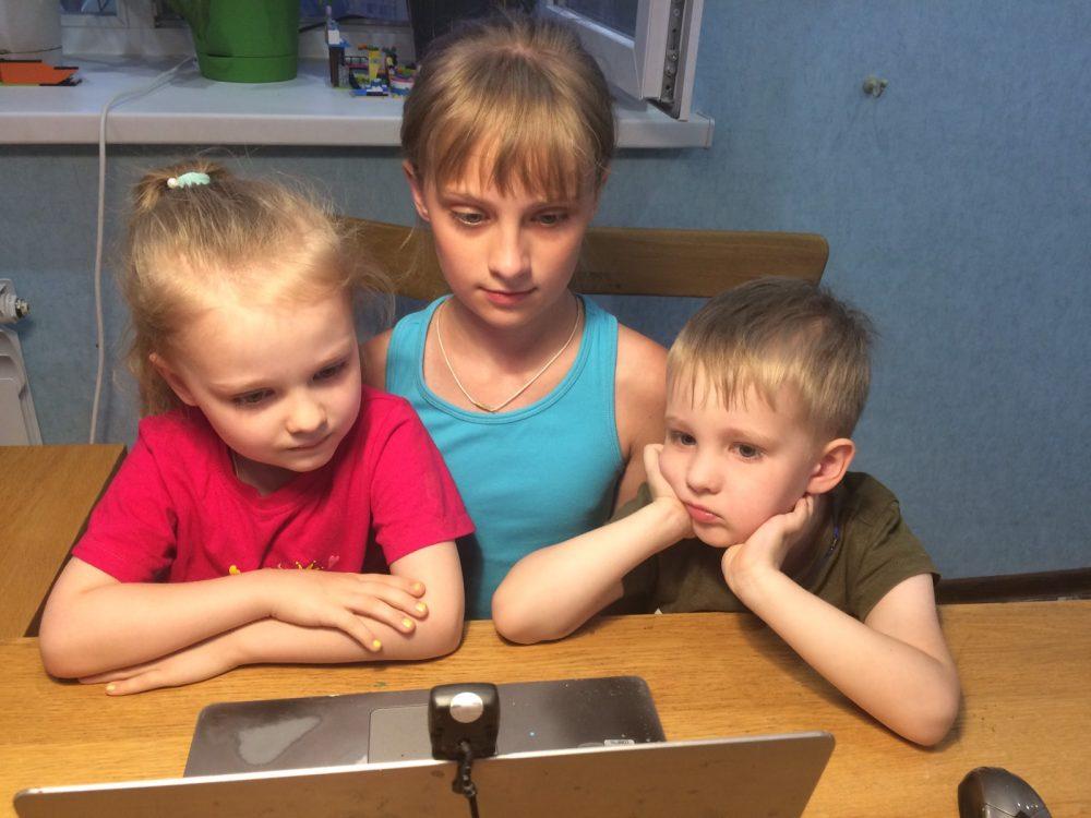 Состоялась очередная онлайн-встреча в рамках приходского проекта «Ангела ко сну»