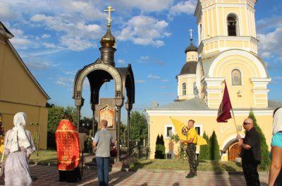 В Пензе почтили память святых Царственных страстотерпцев