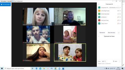 Основной темой онлайн-встречи в рамках проекта «Ангела ко сну» стала забота об окружающих