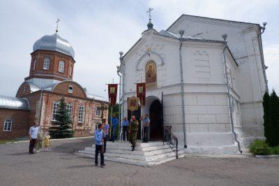 Мир Православия. Выпуск посвящен Керенскому Тихвинскому монастырю в селе Вадинск