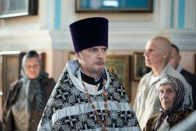 Свой юбилей отмечает протоиерей Михаил Дергунов