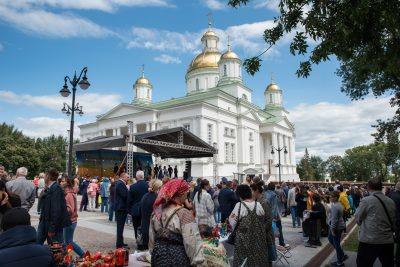 Состоялся ежегодный фестиваль православной культуры Пензенской области «Спас»