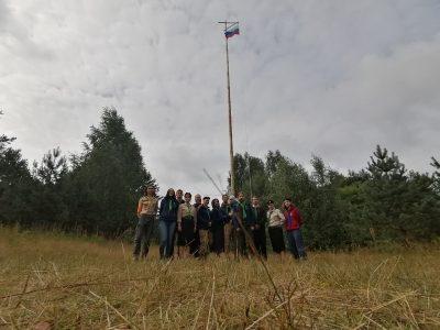 Священник Илия Иванов принял участие в работе лагеря для руководителей национальной организации добровольцев «Русь»