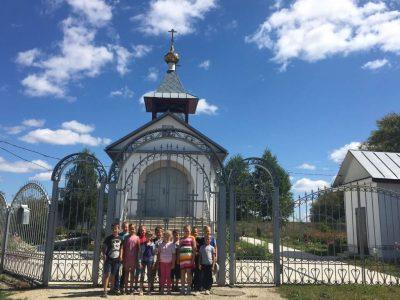 Священнослужитель встретился с учениками средней школы №2 г. Нижний Ломов