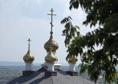 «Вопросы веры». Выпуск посвящен Спасо-Преображенскому мужскому монастырю