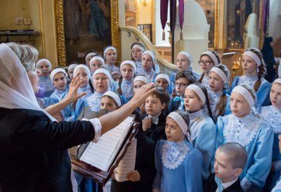 Детско-юношеская хоровая школа «Преображение» объявляет дополнительный набор детей на 2020/2021 учебный год