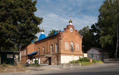 В Неделю 13-ю по Пятидесятнице митрополит Серафим совершил великое освящение храма в честь святого праведного Иоанна Кронштадтского г. Пензы.