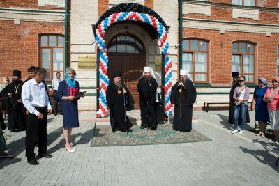 Митрополит Серафим принял участие в открытии духовно-просветительского центра в Сердобске
