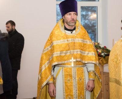 Свой юбилей отмечает иерей Павел Бачурин