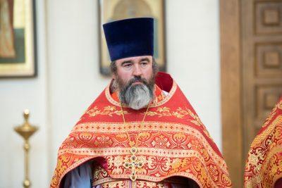 Пензенская епархия поздравляет протоиерея Павла Матюшечкина с 25-летием священнической хиротонии