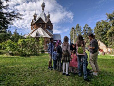 В Никольском храме в Ахунах состоялся праздник, посвященный началу учебного года в воскресной школе