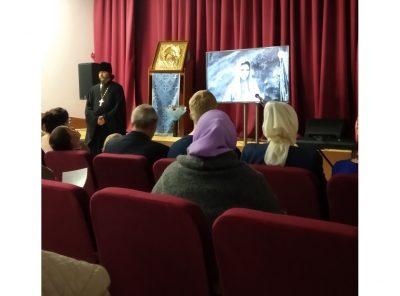 В центре культуры и досуга поселка Мичуринский прошел праздник «Пречистей Деве Марии составим похвалу»