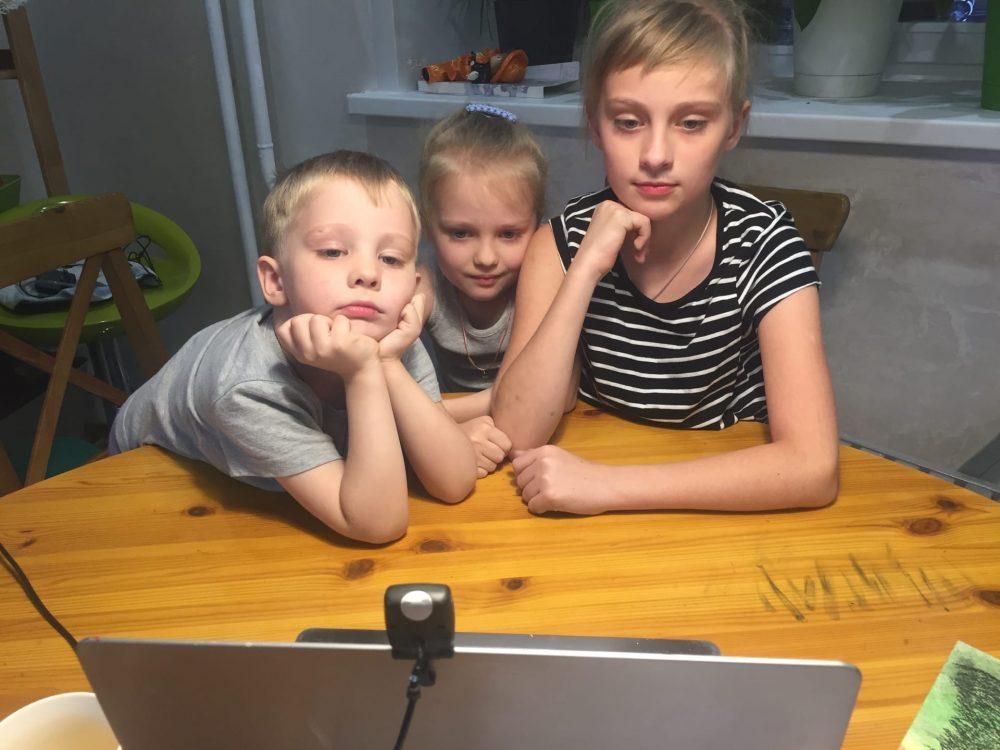 Продолжаются онлайн-встречи в рамках приходского проекта «Ангела ко сну»