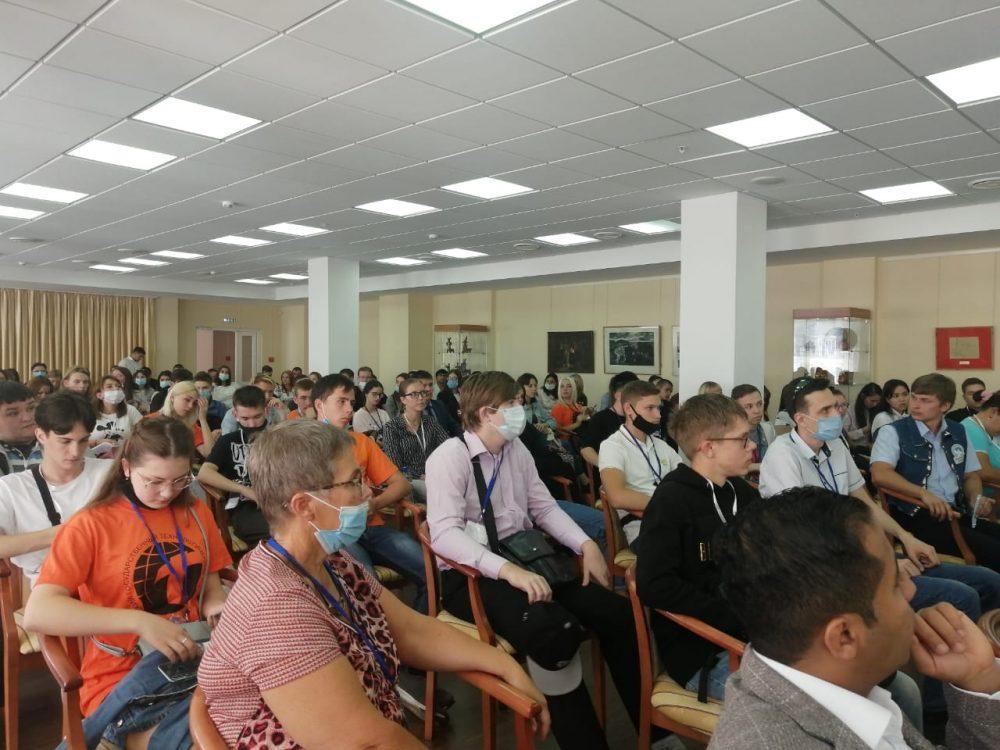 Священник Илия Иванов принял участие в молодежном фестивале «Ласточка»