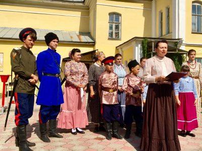 Центр казачьей культуры открыт на территории Покровского архиерейского собора