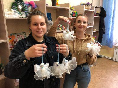 При Покровском архиерейском соборе возобновила занятия  творческая мастерская по рукоделию
