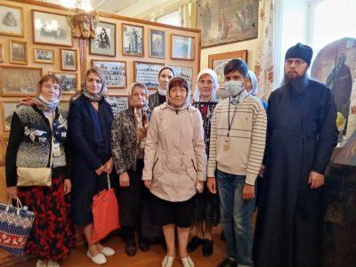 Состоялось паломничество по маршруту: Пенза — село Норовка – село Вадинск