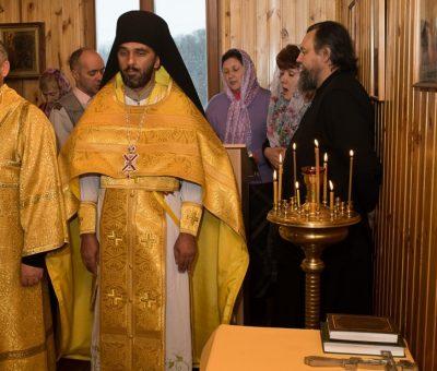 Пензенская епархия поздравляет игумена Антония (Денисова) с 25-летием священнической хиротонии