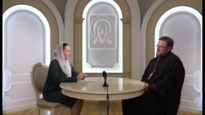 «Вопросы веры». В гостях студии священник Владислав Тараканов