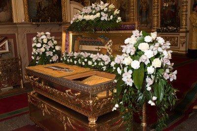 Перенесение мощей святителя Иннокентия Пензенского состоится 17 октября