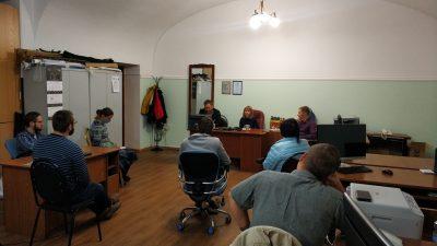 В Пензенском епархиальном управлении состоялась коллегия молодежного отдела
