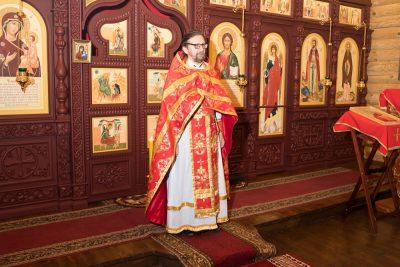 Пензенская епархия поздравляет иерея Виктора Митаксу с 25-летием священнической хиротонии