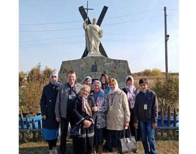 Состоялось паломничество по святыням Сердобского района