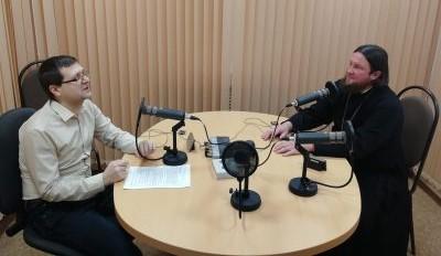 Гостем нового выпуска программы «Мир Православия» стал протоиерей Алексий Горшков