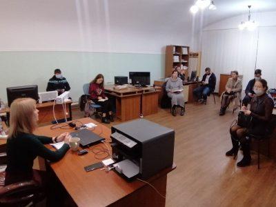 Состоялось очередная коллегия молодежного отдела Пензенской епархии