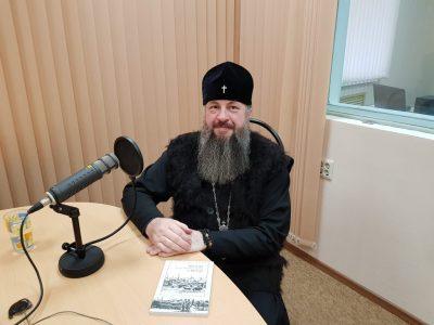 Митрополит Серафим принял участие в радиопроекте к 180-летию со дня рождения Ключевского