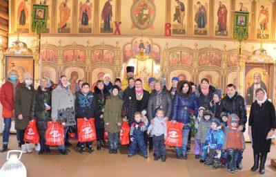 На приходах Пензенской епархии отметили День матери