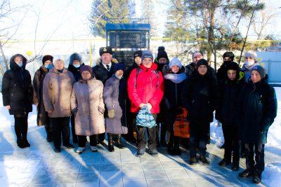 Священник Александр Рысин принял участие в мероприятии, посвященном Дню Героев Отечества
