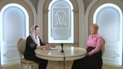 Вопросы веры. В гостях студии профессор Ольга Леонидовна Янушкявичене