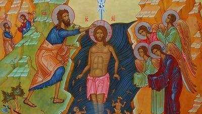 Новый выпуск программы «Свет Православия» посвящен празднику Крещения Господня