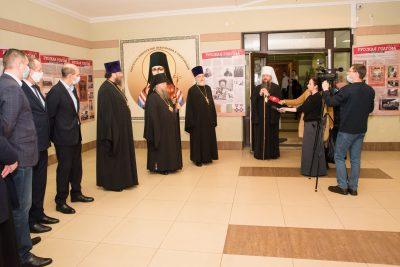 Выставка «Русская Голгофа:1917-1921» открыта в Пензе