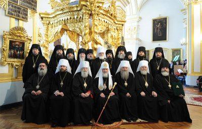 Мир Православия. Беседа о церковной иерархии