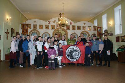 С молебна святому Илие Муромцу в Пензе началась миссионерско-спортивная акция «Муромская дорожка»