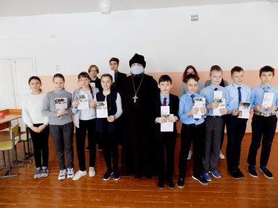 «Рождественские чтения» прошли в селе Степановка
